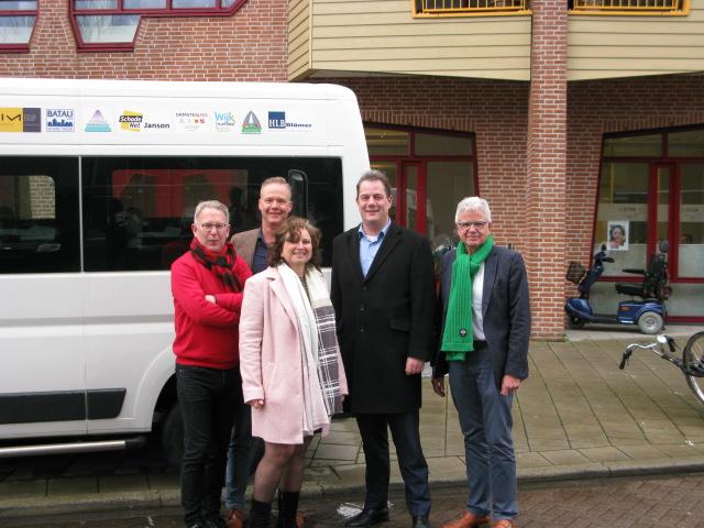 Start van het mobiliteitsproject ouderen en hulpbehoevenden in Nieuwegein